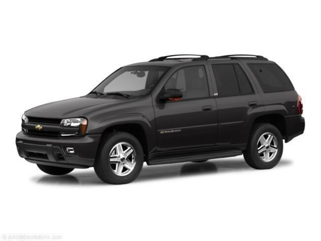 Used 2003 Chevrolet TrailBlazer SUV for sale in Jackson, GA.