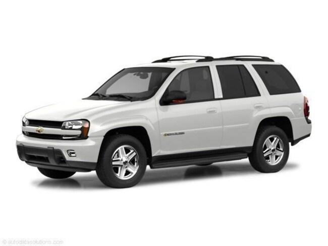 2003 Chevrolet TrailBlazer LTZ 4WD SUV