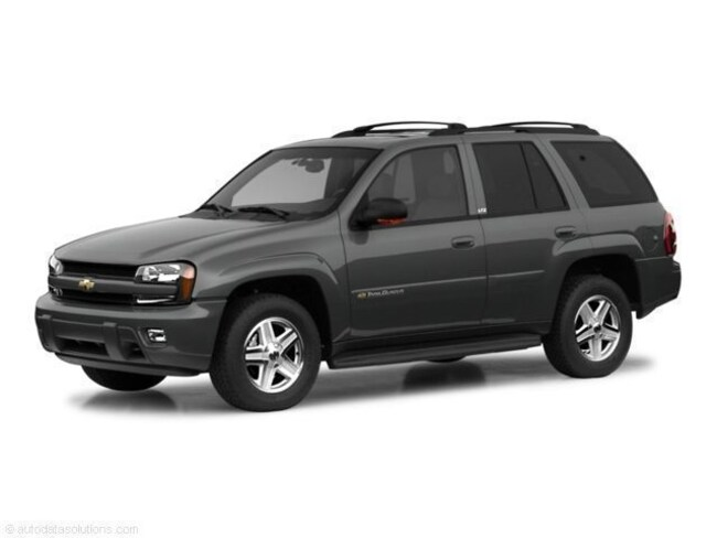 Used 2003 Chevrolet TrailBlazer SUV Denver, CO