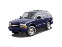 2003 Chevrolet Blazer SUV