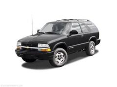 Used 2003 Chevrolet Blazer Xtreme SUV