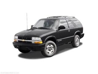 Used 2003 Chevrolet Blazer Xtreme SUV Klamath Falls, OR