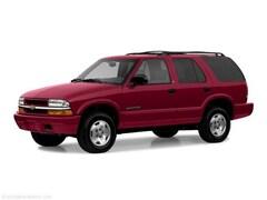 Used 2003 Chevrolet Blazer LS SUV