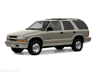2003 Chevrolet Blazer LS 4WD LS