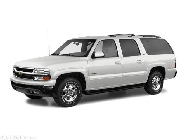 2003 Chevrolet Suburban 1500 LS SUV