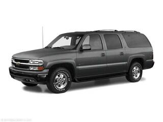 2003 Chevrolet Suburban 1500 SUV