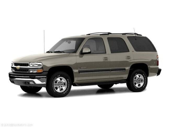 2003 Chevrolet Tahoe LS SUV