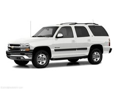 2003 Chevrolet Tahoe Special Service 4dr 1500 LT Sport Utility