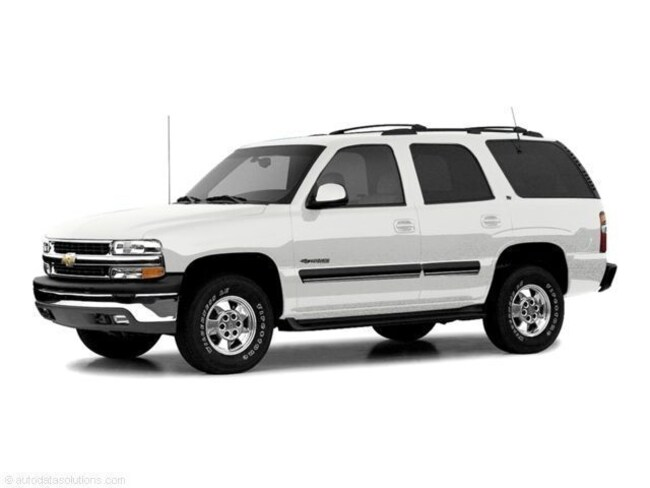 Used 2003 Chevrolet Tahoe LT SUV for Sale in Austin TX