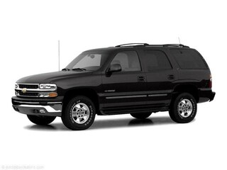 2003 Chevrolet Tahoe LT Sport Utility 4D SUV