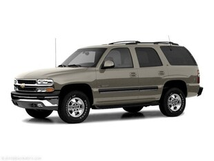 2003 Chevrolet Tahoe 4dr 1500 4WD LS Sport Utility