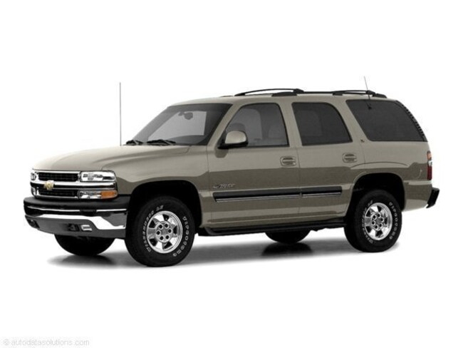 Used 2003 Chevrolet Tahoe SUV for sale in Union City, TN