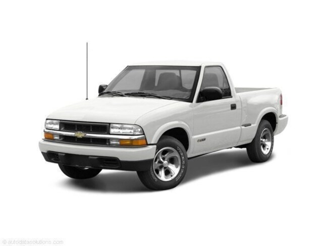 2003 Chevrolet S-10 Truck Regular Cab