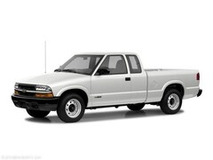 2003 Chevrolet S-10 EXT CAB 123I WB 4 Extended Cab Pickup