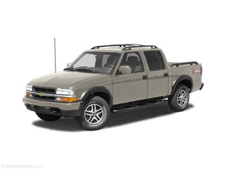 Used 2003 Chevrolet S-10 LS Truck Crew Cab for sale near you in Roanoke, VA