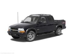 2003 Chevrolet S-10 LS Truck