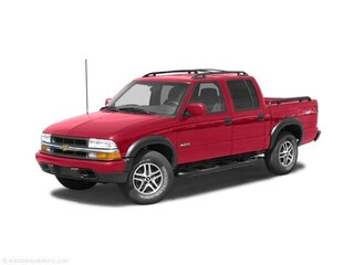 Buy a 2003 Chevrolet S-10 in Cottonwood, AZ