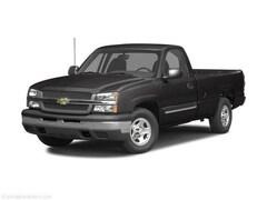 Used 2003 Chevrolet Silverado 1500 Truck Regular Cab 1GCEC14X93Z271276 BHA0419B