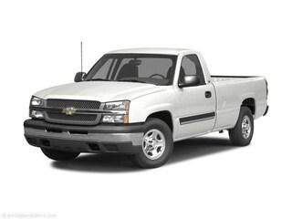 2003 Chevrolet Silverado 1500 Work Truck Truck