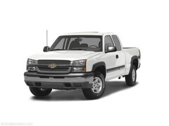 2003 Chevrolet Silverado LS 4x2 Extended Cab 6.6 ft. box 143.5 in Truck Extended Cab