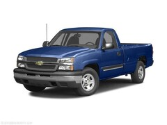 Used 2003 Chevrolet Silverado 1500 WT Long Bed Truck