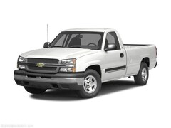 2003 Chevrolet Silverado 1500 Work Truck Truck Regular Cab