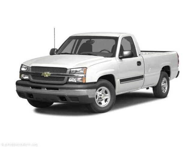 2003 Chevrolet Silverado 1500 Work Truck Regular Cab Pickup