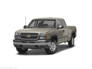 2003 Chevrolet Silverado 1500 LS (Non-Inspected Wholesale Tow-Off) Truck Extended Cab