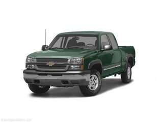 Used vehicle 2003 Chevrolet Silverado 1500 Truck Extended Cab for sale in Erie, PA