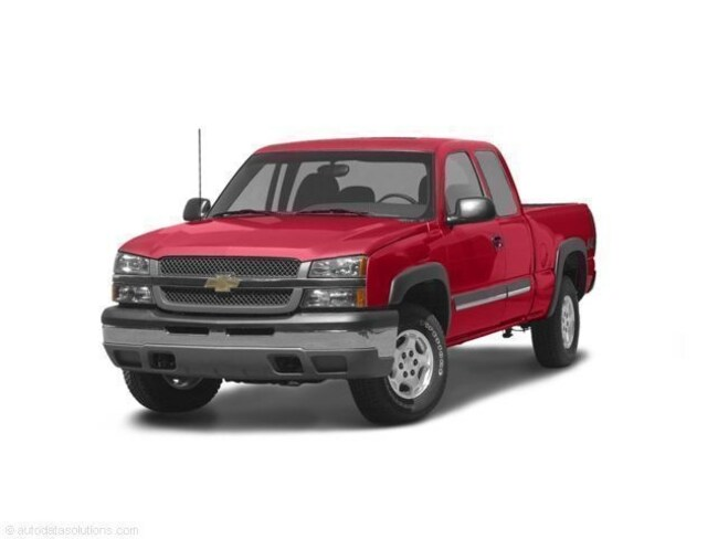 Used 2003 Chevrolet Silverado K1500 Truck Extended Cab For Sale in Marietta, OH