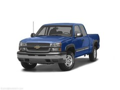Used 2003 Chevrolet Silverado 1500 Extended Cab Truck