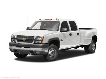 2003 Chevrolet Silverado 3500 Truck