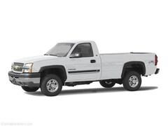 Used 2003 Chevrolet Silverado 2500HD Truck for sale in Shorewood, IL
