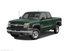 2003 Chevrolet Silverado 2500HD LS Extended Cab Long Bed Truck