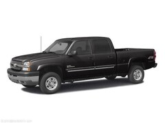 2003 Chevrolet Silverado 2500 HD Crew Cab LS Pickup 4D 6 1/2 ft ONE Owner Truck