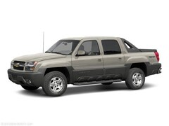 2003 Chevrolet Avalanche 1500 Base Truck Crew Cab