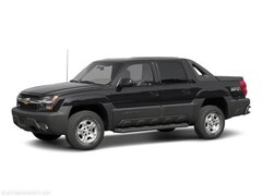 2003 Chevrolet Avalanche 1500 Base Truck Crew Cab 3GNEK13T83G158766 for sale in Ogden, Utah at Young Subaru