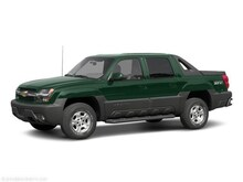 2003 Chevrolet Avalanche 1500 1500 5dr Crew Cab 130 WB 4WD Truck Crew Cab