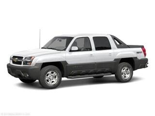 2003 Chevrolet Avalanche 1500 Truck Crew Cab