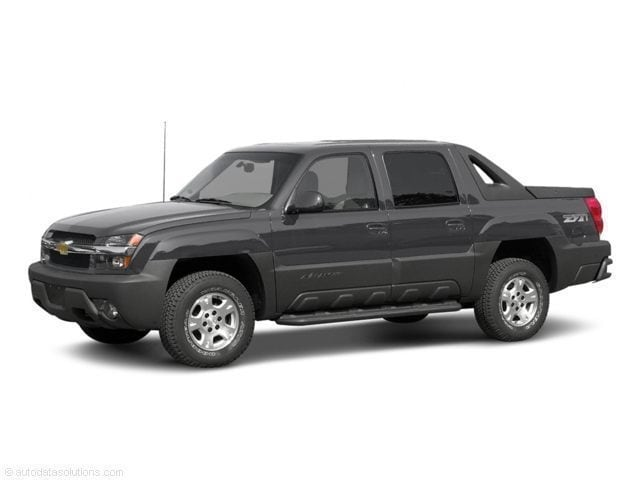 Used 2003 Chevrolet Avalanche 1500 Truck Canon City, CO