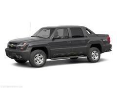 Used 2003 Chevrolet Avalanche 1500 Truck For Sale Near Pueblo, Colorado