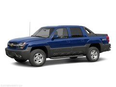 2003 Chevrolet Avalanche 1500 Base Crew Cab