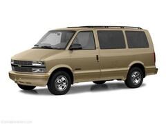 2003 Chevrolet Astro Van Passenger Van