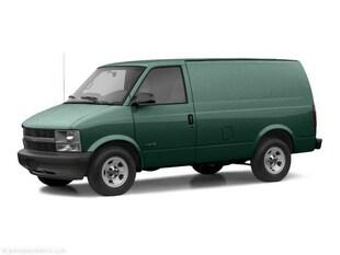 2003 Chevrolet Astro Upfitter Cargo Van