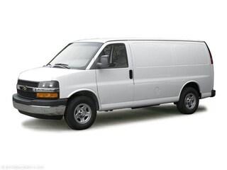 2003 Chevrolet Express Upfitter Van G1500 Cargo Van