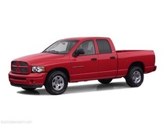 Bargain Inventory 2003 Dodge Ram 1500 SLT/Laramie Crew Cab Truck for sale in Hobart, IN
