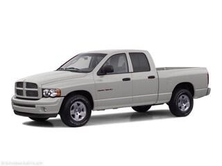 2003 Dodge RAM 1500 ST/SLT Truck Quad Cab