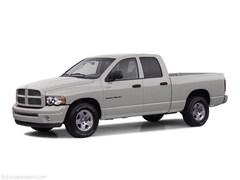 2003 Dodge Ram 1500 SLT/Laramie Truck Quad Cab
