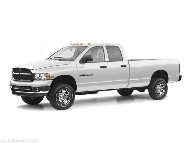 Used 2003 Dodge Ram 2500 For Sale at Williams Auto Sales