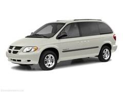 Used 2003 Dodge Caravan SE 113 WB 1D4GP25B93B139586 for sale in Henderon, KY at Audubon Chrysler Center